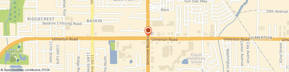 Route/map/directions to BB&T, 33778 Largo, 10751 Ulmerton Rd