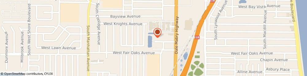 Route/map/directions to Case In Point Tampa, 33611 Tampa, 3821 N Oak Dr