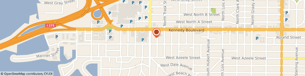 Route/map/directions to Verizon Wireless, 33609 Tampa, 130 S. WESTSHORE BLVD. TOWN SQUARE