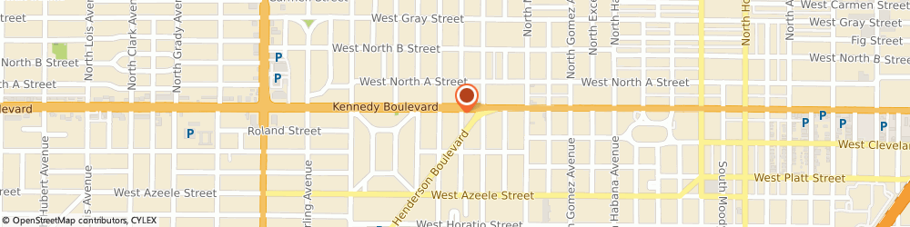 Route/map/directions to Almas Jewelry & Watch Repair, 33609 Tampa, 3212 W KENNEDY BLVD