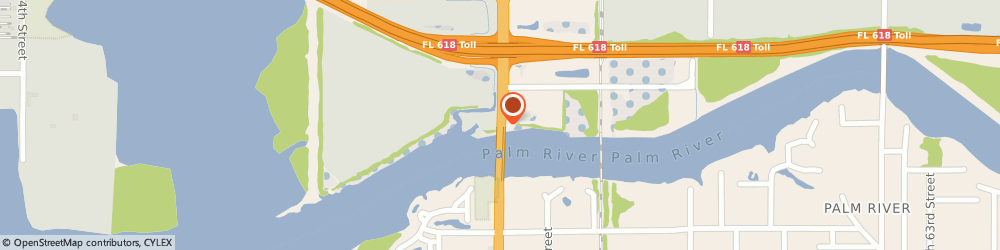 Route/map/directions to Southern Arc Welding and Design, 33619 Tampa, 2912 S. 50th. Street