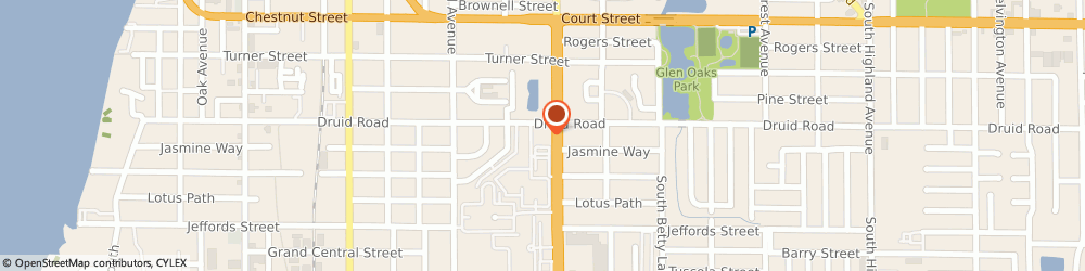 Route/map/directions to Navy Federal Credit Union ATM, 33756 Clearwater, 810 S Missouri Ave