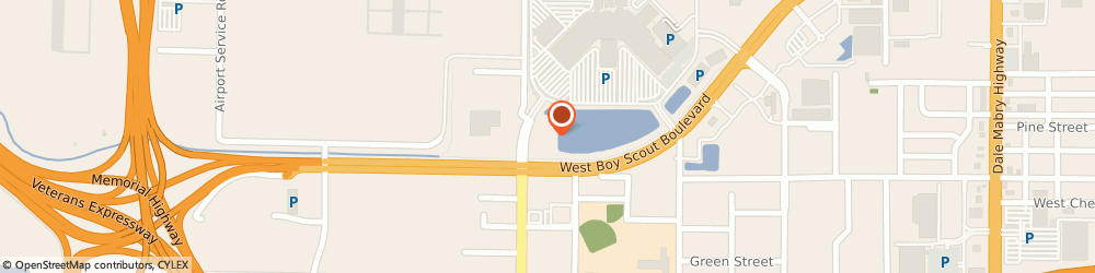 Route/map/directions to Motherhood Maternity, 33607 Tampa, International Plaza Pea 2223 N Westshore Blvd