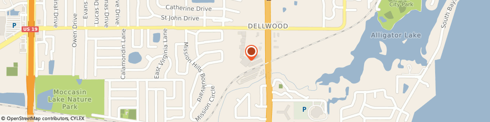 Route/map/directions to Navy Federal Credit Union ATM, 33759 Clearwater, 1520 N Mcmullen Booth Rd