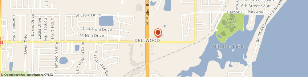 Route/map/directions to Navy Federal Credit Union ATM, 33759 Clearwater, 1701 N Mcmullen Booth Rd