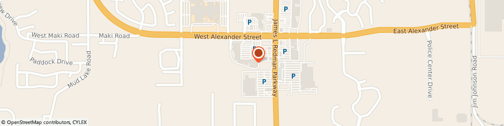 Route/map/directions to Winn-Dixie, 33566 Plant City, 205 W. Alexander St