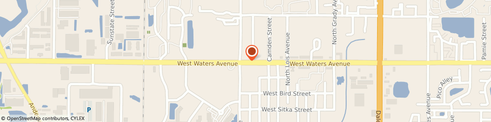 Route/map/directions to A-1 Pawn & Gun Shop, 33614 Tampa, 4345 W Waters Ave