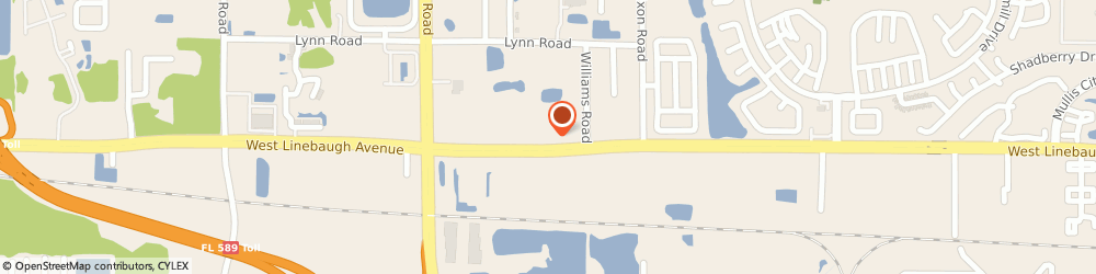 Route/map/directions to Tampa Judo, 33625 Tampa, 10123 Wilsky Blvd