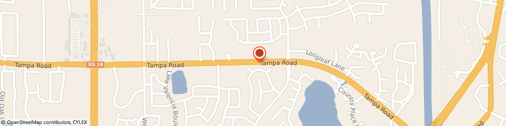 Route/map/directions to Pinnacle Real Estate, LLC, 34684 Palm Harbor, 3374 Tampa Road