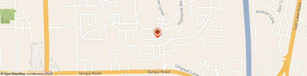 Route/map/directions to Propawz, 34684 Palm Harbor, P.O. BOX 2272