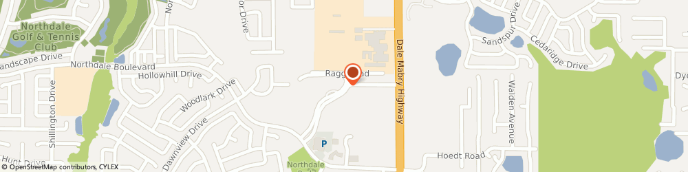 Route/map/directions to United Datatronics Incorporated, 33624 Tampa, 16458 NORTHDALE OAKS DRIVE