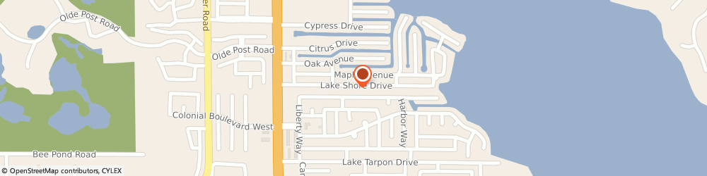 Route/map/directions to Elite Plumbing Svc Inc, 34684 Palm Harbor, 19 Lake Shore Dr