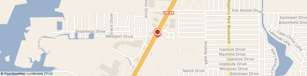 Route/map/directions to Amer -e-Com Digital Corp, 34668 Port Richey, 4118 US HIGHWAY 19