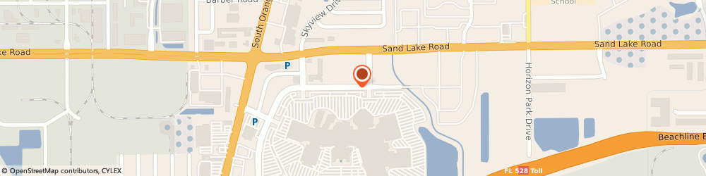 Route/map/directions to Team Choice, 32801 Orlando, 8001 S Orange Blossom Trl Ste 680 Florida Mall