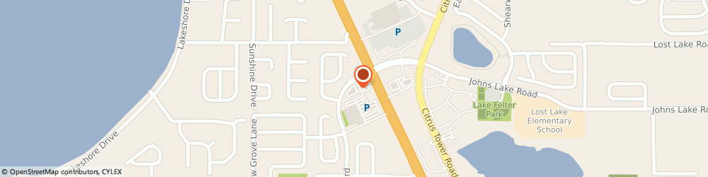 Route/map/directions to Trustco Bank, 34711 Clermont, 12302 Roper Boulevard