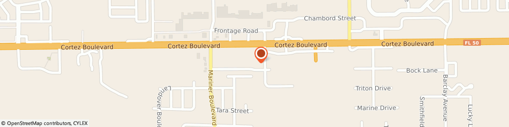 Route/map/directions to Bealls Store, 34613 Brooksville, 13190 Cortez Blvd