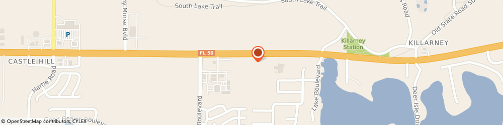 Route/map/directions to Bankers Life, 34711 Clermont, 17320 SR 50
