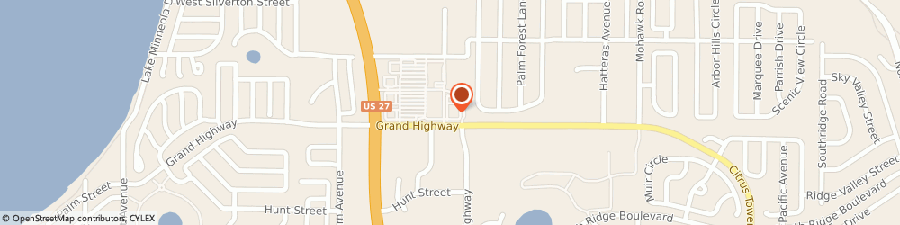 Route/map/directions to Edward Jones - Financial Advisor: JP Perry, AAMS®, 34711 Clermont, 290 Citrus Tower Blvd