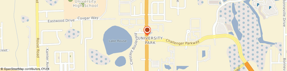 Route/map/directions to Quality DNA Tests, 32826 Orlando, 2200 N Alafaya Trail Ste 205