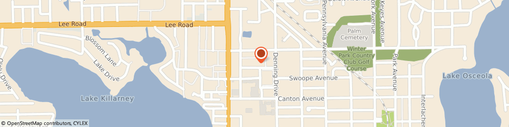 Route/map/directions to Safeco Insurance Agent, 32789-7314 Winter Park, 520 N Orlando Ave Ste 250