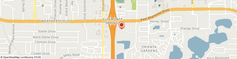 Route/map/directions to buybuy BABY, 32701 Altamonte Springs, 130 East Altamonte Drive