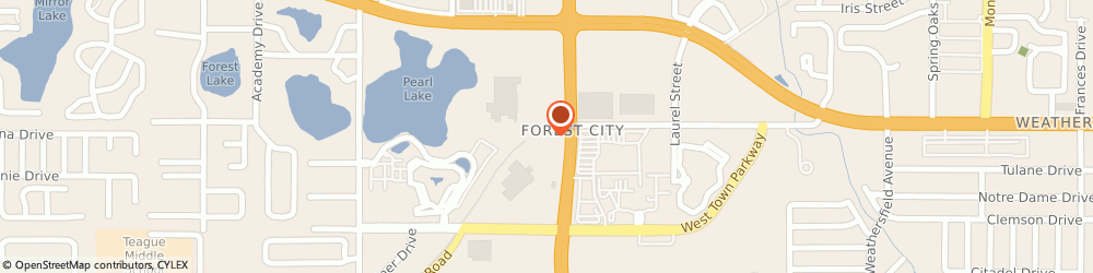 Route/map/directions to Mattress Firm West Altamonte, 32714 Altamonte Springs, 150 S State Rd 434