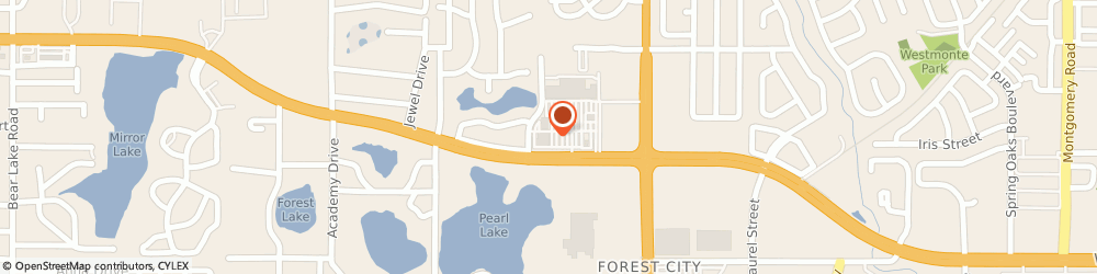 Route/map/directions to HomeGoods, 32714 Altamonte Springs, 965 West S.R. 436