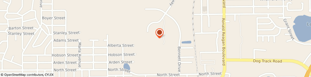Route/map/directions to Lasereliance Technologies, 32750 Longwood, 1075 FLORIDA CENTRAL PKY #2500