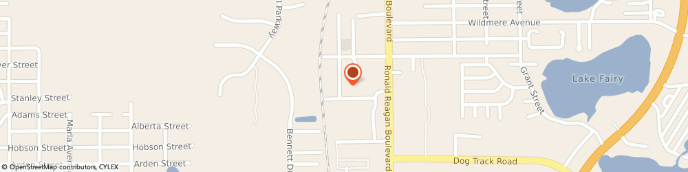 Route/map/directions to Hajoca Supplier, 32750 Longwood, 1203 Charles Street;