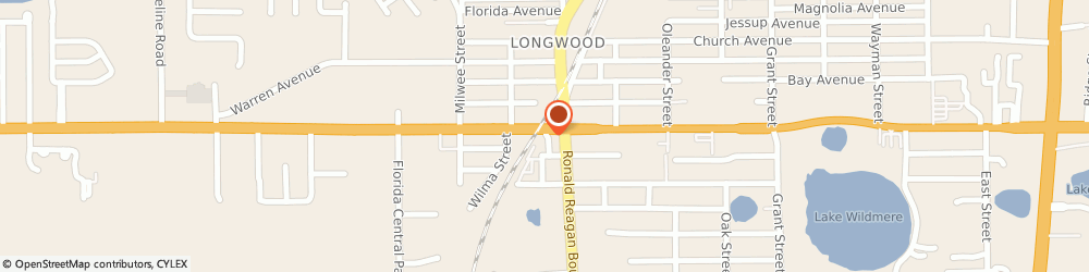 Route/map/directions to Ace Hardware Of Longwood, 32750 Longwood, 170 W STATE ROAD 434