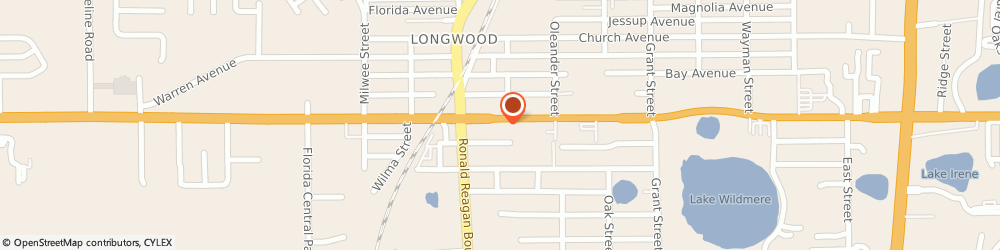 Route/map/directions to Direct Auto Insurance, 32750 Longwood, 180 East Highway 434