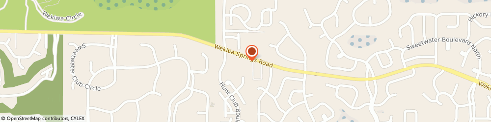 Route/map/directions to Wendy's, 32779 Longwood, 3835 WEKIVA SPRINGS RD