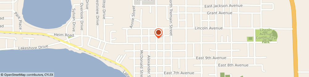Route/map/directions to Management Recruiters of Lake County, 32757 Mount Dora, 1117 N. Donnelly Street
