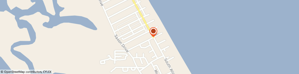 Route/map/directions to DIRECT GENERAL, 32169 New Smyrna Beach, 3698 S. Atlantic Ave
