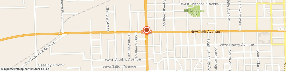 Route/map/directions to Direct Auto Insurance, 32720 Deland, 104 South Spring Garden Avenue