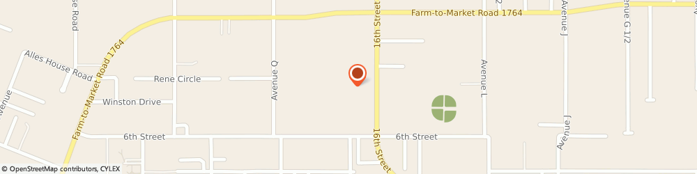 Route/map/directions to Calvary Crossroads Church, 77510 Santa Fe, 3810 FM 646 ROAD NORTH