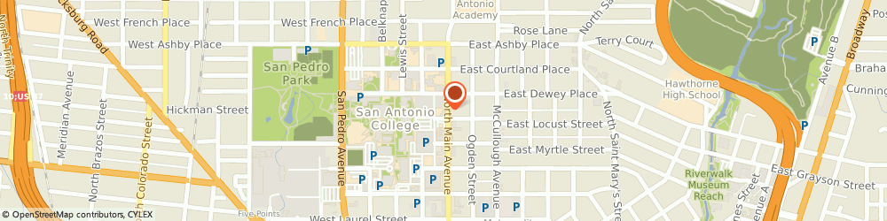 Route/map/directions to Come and Take It Auto Parts, LLC, 78212 San Antonio, 1819 N Main Ave #216