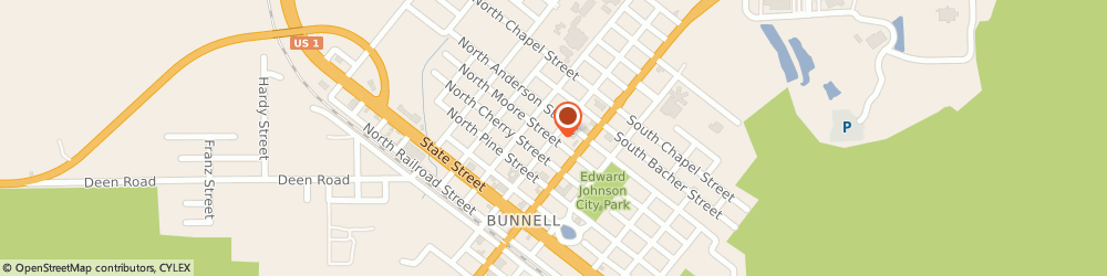 Route/map/directions to First United Methodist Church Of Bunnell, 32110 Bunnell, LAMBERT STREET