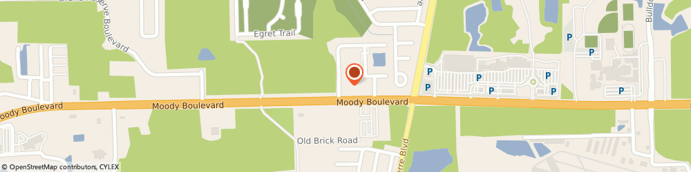 Route/map/directions to Car-Time, 32110 Bunnell, 4620 E Moody Blvd