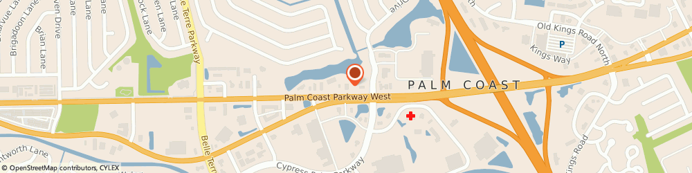 Route/map/directions to Advance Auto Parts, 32137 Palm Coast, 1010 Palm Coast Pkwy NW