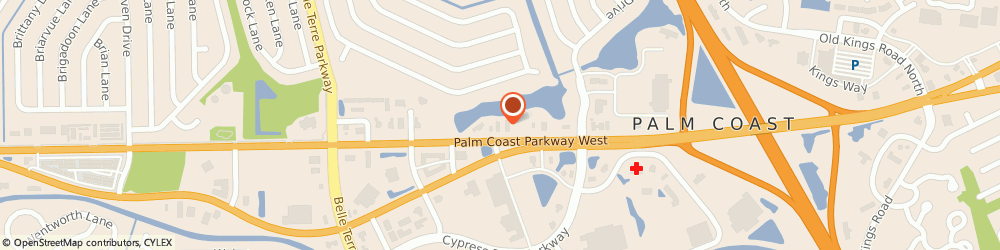 Route/map/directions to Ntb National Tire & Battery, 32137 Palm Coast, 1050 Palm Coast Pkwy Nw