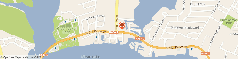 Route/map/directions to BBVA Bank, 77586 Seabrook, 4452 Nasa Pkwy
