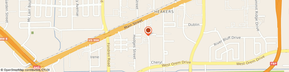 Route/map/directions to Allied Film Recycling, 77085 Houston, 12214 ZAVALLA STREET