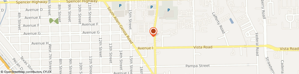 Route/map/directions to Farmers Insurance - Fernando Lopez, 77504 Pasadena, 3324 Shaver St