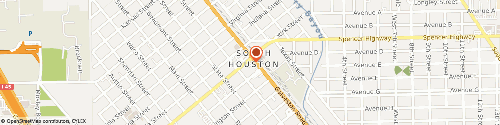Route/map/directions to STATE FARM Nick Castillo, 77587 South Houston, 503 1/2 Illinois St
