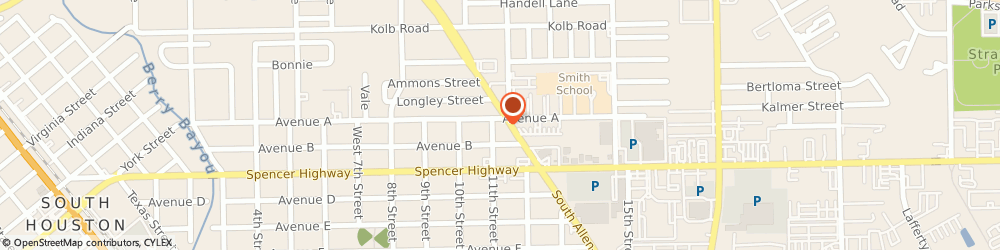 Route/map/directions to Farmers Mario Valenzuela, 77587 South Houston, 102 S allen Genoa Rd, Ste D