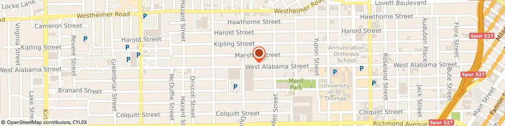 Route/map/directions to networthbuilders, 77006 Houston, 1644 W Alabama ST, Suite #100