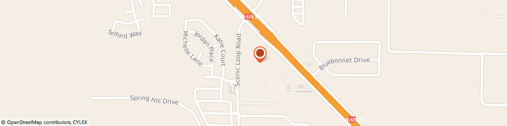 Route/map/directions to Caliber Collision, 78006 Boerne, 31445 Interstate 10