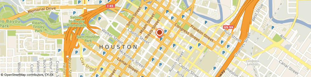 Route/map/directions to Holden Roofing Houston, 77002 Houston, 1001 TEXAS AVENUE SUITE 1400