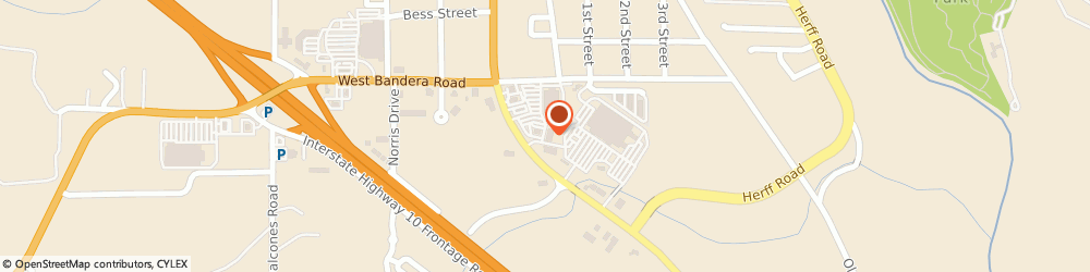Route/map/directions to Newsound Hearing Aid Centers, 78006 Boerne, 1369 S. Main Street, Suite 106